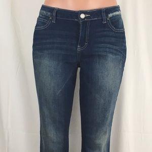 Jennifer Lopez Skinny Jeans size 8 ( Excellent )